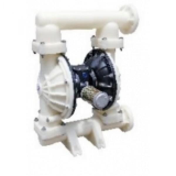 Bơm màng santoprene 3 inch MK80AL-PP/ST/ST/PP thân nhựa