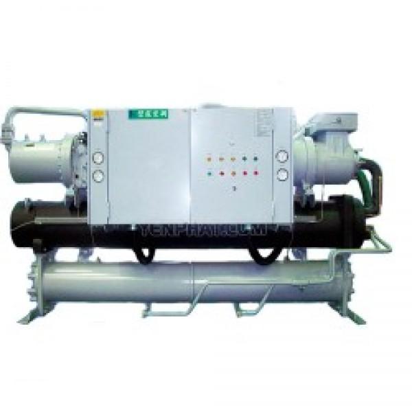 Máy làm lạnh nước công nghiệp KLSW/ R-22 Double Compressor