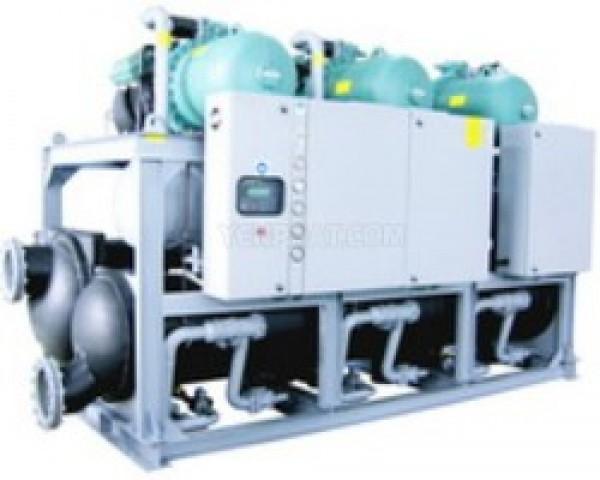 Máy làm lạnh nước công nghiệp ngập dịch KLFW/ R-22